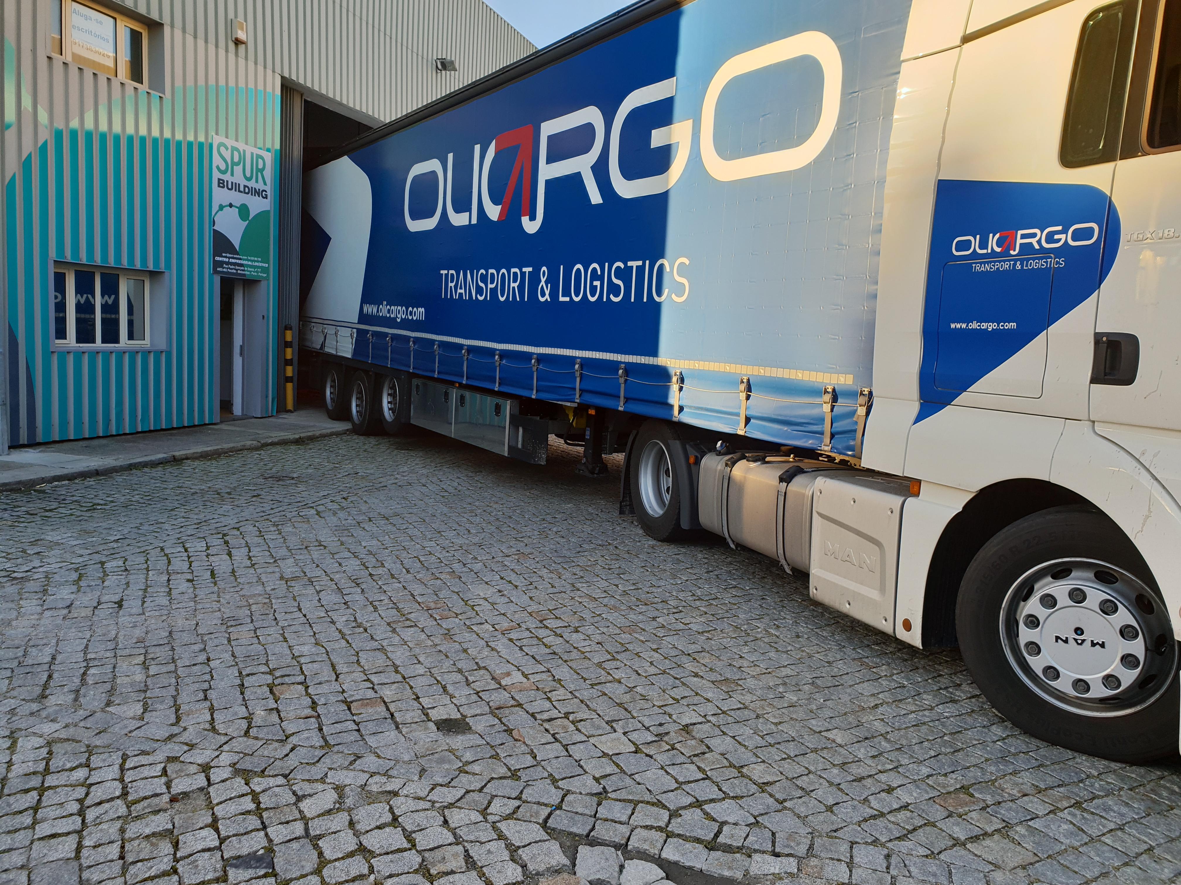 Olicargo e Spur Solutions